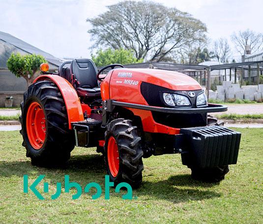 AMG Vial: Kubota. Maquinaria agrícola