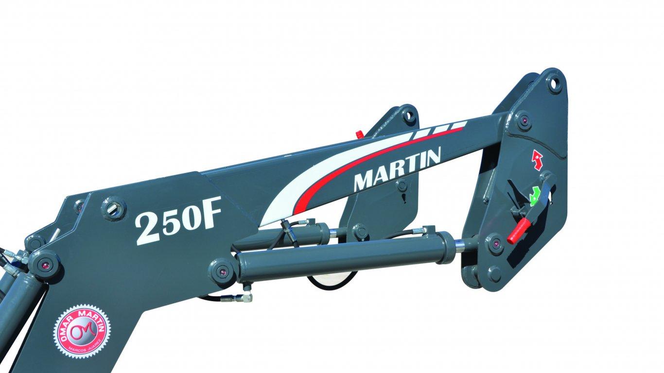 Pala Hidráulica OM-250-F EURO