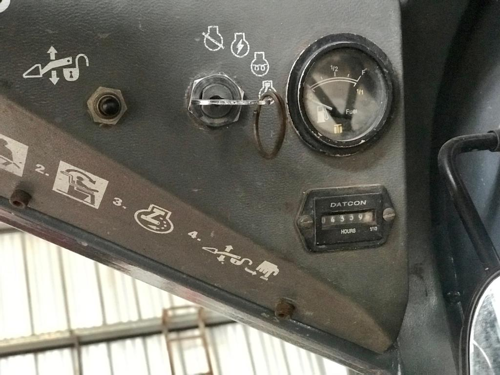 Mini pala DTB2200